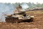 """Xem xe tăng, xe bọc thép, pháo tự hành cổ """"hồi xuân"""""""
