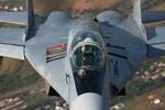 """Ảnh đẹp trong ngày: MiG-29 - """"Điểm tựa"""" của Không quân Nga"""