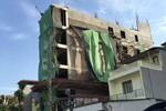Vi phạm xây dựng ở phố kiểu mẫu, Phó chủ tịch phường Khương Mai nói không sai