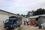 Doanh nghiệp coi thường pháp luật, xây nhà xưởng trên đất nông nghiệp ở Sóc Sơn