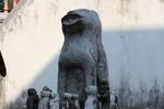 Bí ẩn tục thờ chó đá ở ngoại thành Hà Nội