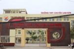 Dự kiến điểm chuẩn vào lớp 10 Trường chuyên Lam Sơn