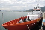 Cứu thuyền trưởng tàu cá bị nhồi máu cơ tim ở Hoàng Sa