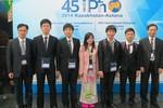 Việt Nam lọt top 10 Olympic Vật lý quốc tế 2014
