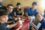Buổi dã ngoại để đời của học sinh quốc tế tại Việt Nam