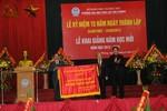Đại học Dân lập Hải Phòng kỷ niệm 15 năm thành lập