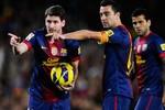 Barca đi tìm 'siêu tiền đạo' thay Villa đá cặp với Messi