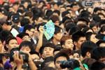 Hà Nội: Hàng vạn người chen lấn vì điệu nhảy Gangnam Style