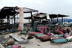 Video: Cận cảnh vụ nổ kinh hoàng ở nhà máy chiết nạp gas