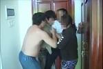 """Video: """"Bắt quả tang"""" vụ đánh ghen kinh hoàng ở Bình Định"""