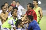 Bán kết U-21 Quốc gia: Ninh Thuận làm nên lịch sử trên chấm 11m