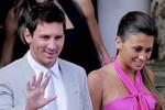 Messi làm bố và trùng hợp kỳ lạ với Ronaldo