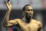 """Drogba: """"Messi và Ronaldo là những quái vật"""""""
