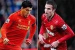 Cầu thủ nào xuất sắc nhất Ngoại hạng Anh: Luis Suarez hay Van Persie?