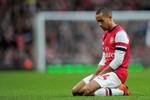 Arsenal 0-1 Blackburn: Ép sân dữ dội, Pháo thủ vẫn bị loại khỏi FA Cup