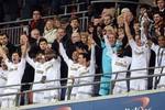 Góc ảnh: Swansea vô địch Cúp Liên đoàn Anh 2013