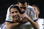 Góc ảnh 'El Clasico': Rực sáng Ronaldo, tồi tệ Messi