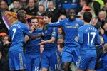 Chelsea 1 - 0 West Brom: Hú vía phút cuối