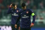 Bayern Munich 0 - 2 Arsenal: Ra đi trong danh dự