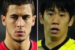 Đọ sức Eden Hazard - Shinj Kagawa: 2 tân binh xuất sắc Ngoại hạng Anh