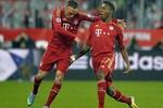 """Bayern Munich 2 - 0 Juventus: Bayern áp đảo """"Bà già"""""""