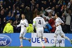 Real Madrid 3-0 Galatasaray: 'Kền kền' bay vào bán kết