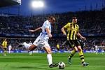 Malaga 0 - 0 Dortmund: Đen vì Gotze, Đỏ cũng vì Gotze