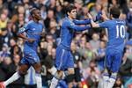 Chelsea 2 - 1 Sunderland: May mắn giúp The Blues đoạt lại ngôi thứ 3