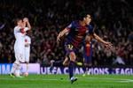 Tiêu điểm Barca 1-1 PSG: Xavi chuyền chuẩn 100% để làm gì?