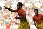 Zaragoza 0-3 Barcelona: Tello ghi 2 bàn, Thiago lập cú đúp kiến tạo