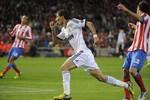 Atletico Madrid 1-2 Real Madrid: 14 năm không thắng nổi derby