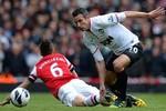 """Tiêu điểm Arsenal 1-1 M.U: Van Persie - """"Sát thủ"""" tại Emirates"""