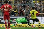 Dortmund 1-1 Bayern: Tội đồ Lewandowski