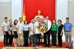 Chủ tịch tỉnh Quảng Ninh động viên thí sinh dự vòng chung kết Olympia lần thứ 18