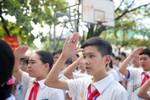 Học trò Quảng Ninh náo nức trong lễ khai giảng năm học mới