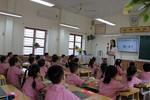 Trường Lê Văn Tám tạo cảm hứng cho học sinh đam mê học môn Toán