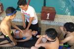 Trường Trung học cơ sở Ngô Quyền rèn kỹ năng phòng, chống đuối nước cho học sinh