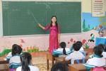 Cô giáo Nguyễn Thị Bích Lan gương mẫu, làm theo lời Bác dạy