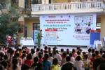 500 học sinh tiểu học được tuyên truyền về an toàn giao thông