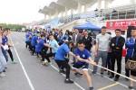 Hội thao đánh giá thể lực tốt cho sinh viên thành phố Cảng