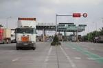 Hôm nay chính thức thu phí BOT Tiên Cựu trên quốc lộ 10 qua Hải Phòng