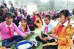 Công đoàn giáo dục Quảng Ninh chăm lo quà Tết cho giáo viên, học sinh vùng cao