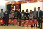 Hải Phòng tặng hơn 300 suất quà, vé xe cho sinh viên về quê ăn Tết