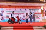 Học sinh trường Đặng Cương được hướng dẫn tham gia giao thông an toàn