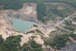 Công ty Hạ Long trồng cây hay phá rừng để khai thác than trái phép?