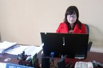 Cô Nguyễn Thị Cúc là Nhà giáo ưu tú đầu tiên của huyện Tiên Yên
