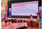 Học sinh trường Trần Văn Ơn sáng tạo nhiều sản phẩm nhờ dạy học STEM