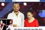 Facebook tẩy chay Bảo Anh, Trần Lập như nấm mọc sau mưa