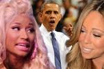 Tổng thống Obama lên tiếng vụ 2 ca sĩ khẩu chiến