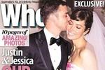 Trọn bộ ảnh cưới Justin Timberlake giá 6 tỷ trên tạp chí People